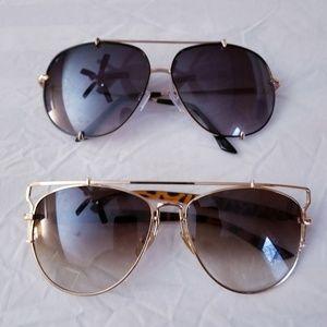 Accessories - Sunglasses Set Gently Worn!